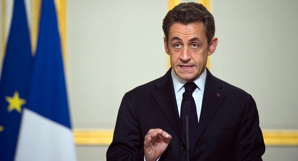 Sarkozy dévoile son assurance vie